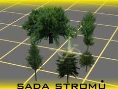 Sada stromů