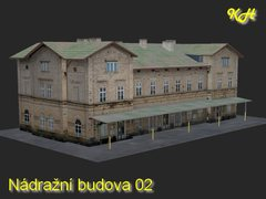 Nádražní budova 02