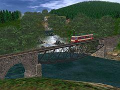 Viadukt 760mm