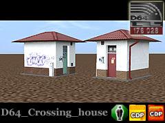 Přejezdové domky