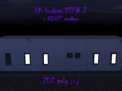 HK budova DEPA 2