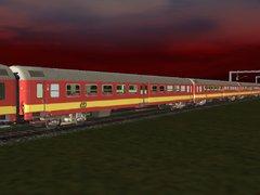ČD 560 vložené vozy