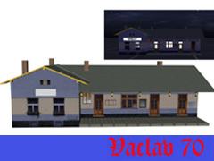 Železniční stanice Adršpach