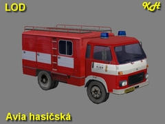 Avia hasiči High 01