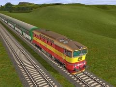 ČD 750 022-6 DKV Brno
