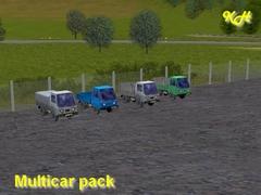 Multicar pack
