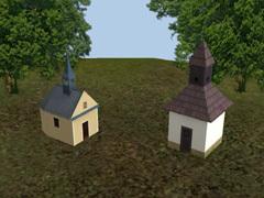 Malé církevní stavby