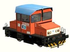 ČD Cargo 799 018-7