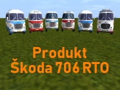 Produkt autobus RTO