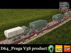 PRAGA V3S product