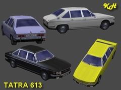 Tatra 613 pack