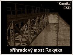 Mostek Rokytka
