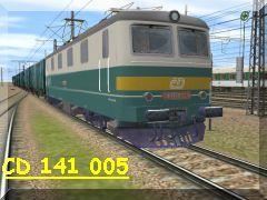 ČD 141 005-1