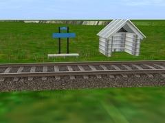 Zastávka přepis stanice