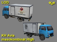 Avia masokombinat High Pack