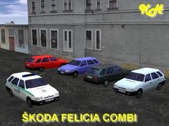 Škoda Felicia combi 1994