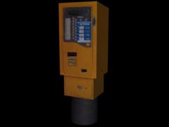 Automat na lístky