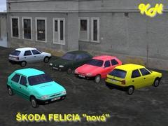 Škoda Felicia 1994