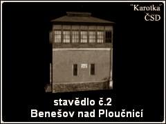 Stavědlo Benešov nad Ploučnicí II