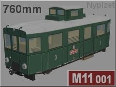 ČSD M11.001