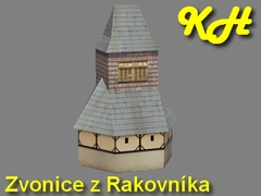 Zvonice v Rakovníku