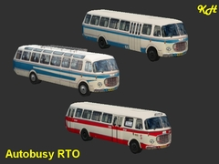 Pack Autobusy RTO