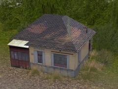 Budova Výhybny Vítkov