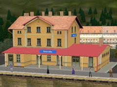 Stanice Dobruška