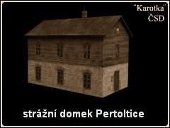 Strážní domek Pertoltice