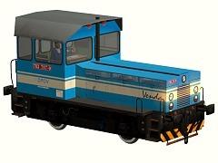 ČD DPOV 703 717-9