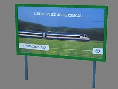 Billboard SC Pendolino