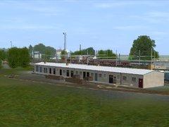 Budova traťové obsluhy