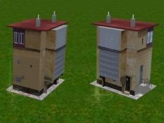 Stavědlo 1 Kladno s přístavkem