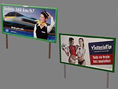 Billboardy české