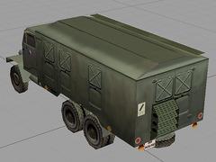 PRAGA V3S Military 3