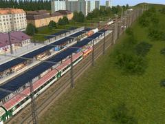 001 Kolejiště