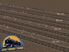 Skryté perony 2k 4x200