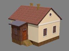 Strážní domek 2