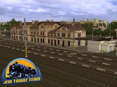 Skryté perony Leskovec