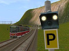 Tramvajová signalizace