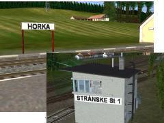 Staré staniční cedule ČSD