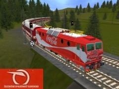 ŽSSK 362 015-0 Coca-Cola
