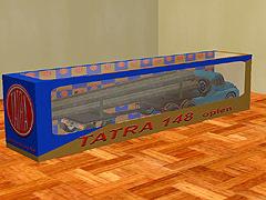 TATRA 148 tahač dřeva