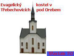 Evangelický kostel v Třebechovicích
