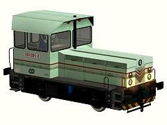 ČD 700 091-2