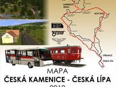 Česká Kamenice - Česká Lípa 2010