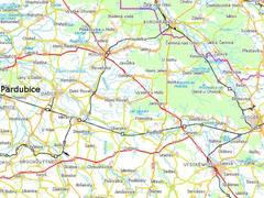 010a238 Pardubice ChocenChrudim