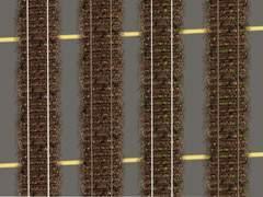 Koleje s dřevěnými pražci (merlin99)