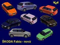 Škoda Fabia nová