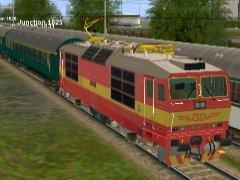 ČSD 263 007-7